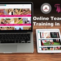 Aeroyoga Online Teacher Training Aerial yoga